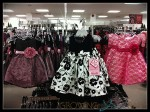 Sears Toddler Holiday Dresses 2012