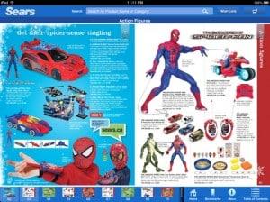Sears Wish Book App 2012