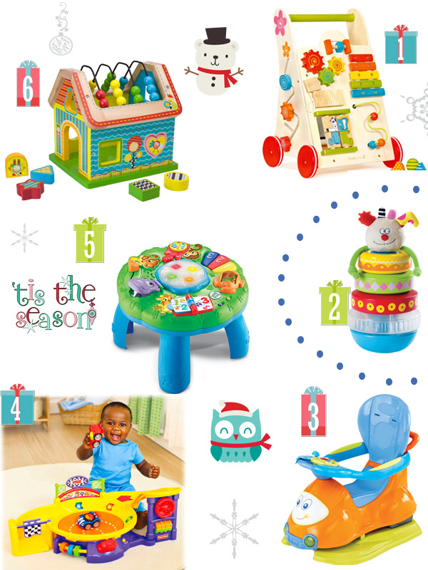 holiday-gift-ideas-for-children-birth-to-12-months