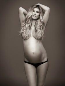 marisa miller nude pregnant photos Allure