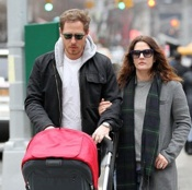 Drew Barrymore and Will Kopelman Stroll With Olive in NYC!