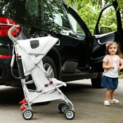 Maclaren Debuts Their BMW Stroller!