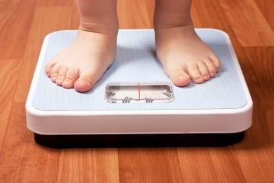 child scale