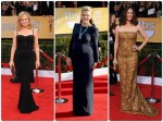 Amy Poehler, Busy Phillipps and Jennifer Garner at the 19th Annual Screen Actors Guild Awards