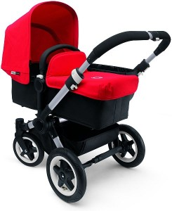 Image of recalled  Bugaboo Donkey Stroller