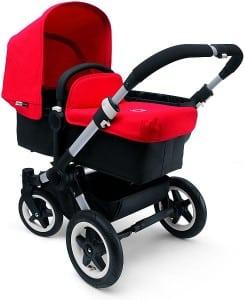 Image of recalled  Bugaboo Donkey Stroller