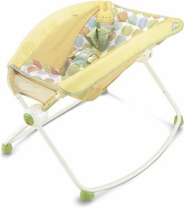 Image of recalled Fisher-Price Rock 'N Play Infant Sleeper