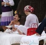 Jennifer Lopez & Kids Enjoy A Day Together In Miami