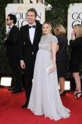 Kristen Bell & Dax Sheppard - 70th annual Golden Globe Awards, arrivals (Jan