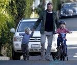 Liev Schreiber and Kids
