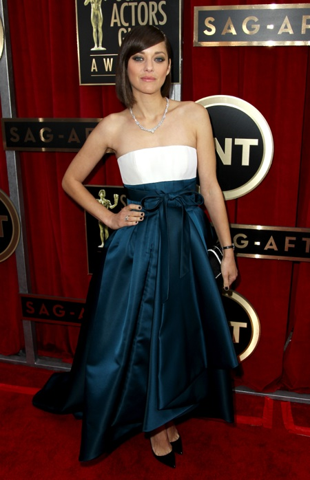 Marion Cotillard - 19th Annual Screen Actors Guild Awards
