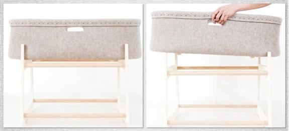 Nesta's Nest bassinet