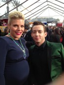 Pregnant Busy Philipps - 19th Annual Screen Actors Guild Awards - twitter