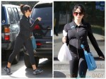 Pregnant Jenna Dewan Tatum out in LA