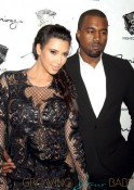 Kim Kardashian rings in the New Year at 1 Oak Nightclub at The Mirage Resort and Casino Las Vegas, NV