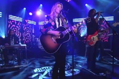 Sheryl Crow on Jimmy Kimmel Live!