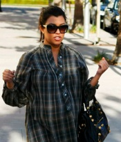 Kourtney Kardashian: One Month To Go!