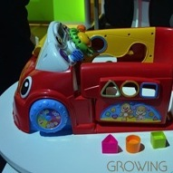 Toy Fair 2013 ~ New For Fisher-Price!