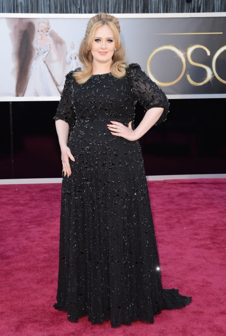 Adele - 85th Annual Academy Awards
