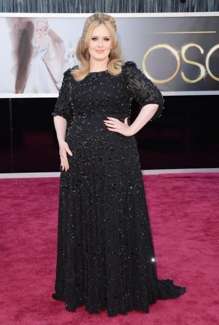 Adele - 85th Annual Academy Awards