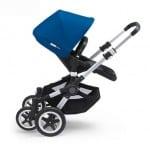 Bugaboo Buffalo stroller 2013 - 2 wheel configuration