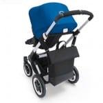 Bugaboo Buffalo stroller 2013 - storage