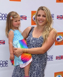 Busy Philipps with daughter Birdie Silverstein