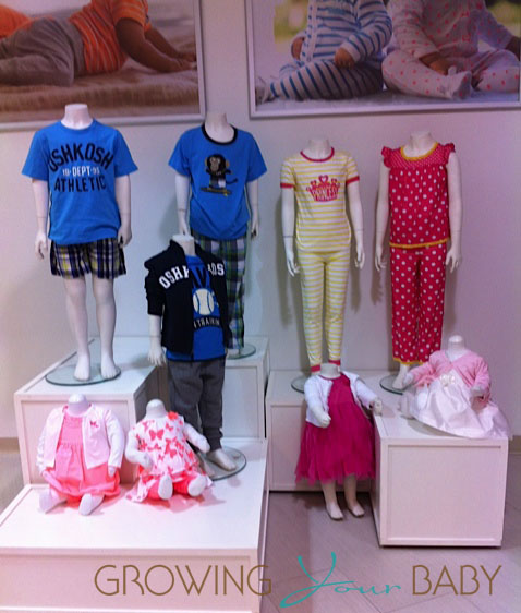 Carters-OshKosh at Sears Canada