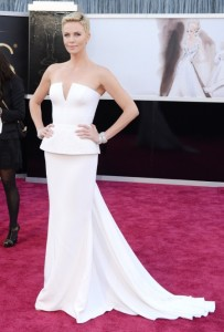 Charlize Theron - 85th Annual Academy Awards