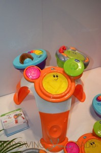 Chicco Musical Band Table Toy Fair 2013