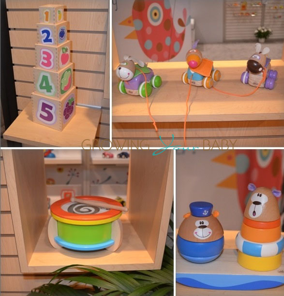 Chicco Wooden toy collection 2013