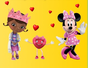 Disney Junior Valentines 13