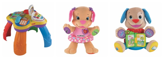 Fisher-Price Laugh N Learn 2013