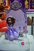 Fisher-Price Sofia the first doll