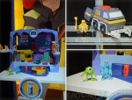 Imaginext Monsters Inc Play Set Toy Faor 2013