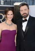 Jennifer Garner and Ben Affleck - 85th Annual Academy Awards