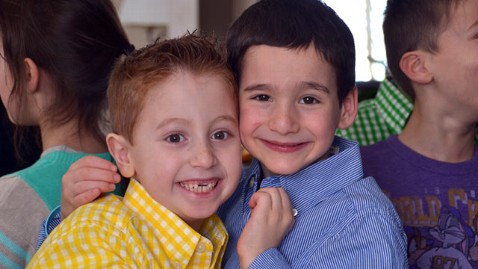 Jonah Pournazarian and Dylan Siegel