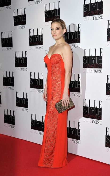 Kate Hudson Elle Style Awards - February 11, 2013