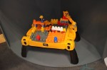 Mega Bloks CAT Construction table