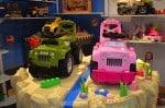 Mega Bloks Jeep Rideons