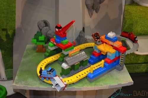 Mega Bloks Thomas the train starter set