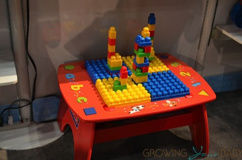 MegaBloks Giant Play Table