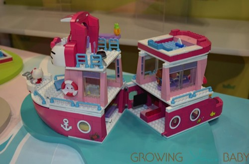 MegaBloks Hello Kitty