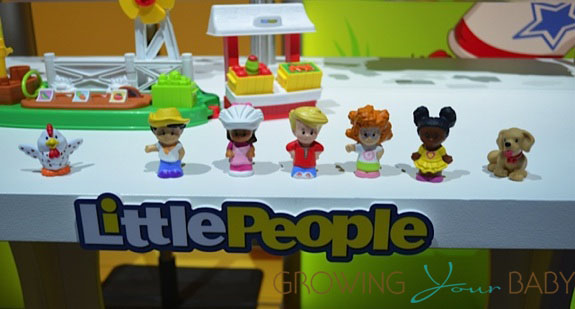 New 2013 Little People Characters