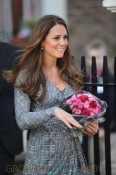 Catherine Duchess Of Cambridge Visits Hope House In South London