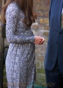 Catherine, Duchess of Cambridge arrives at Hope House