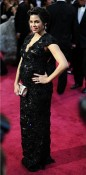 Pregnant Jenna Dewan Arrives At 85th Annual Academy Awards