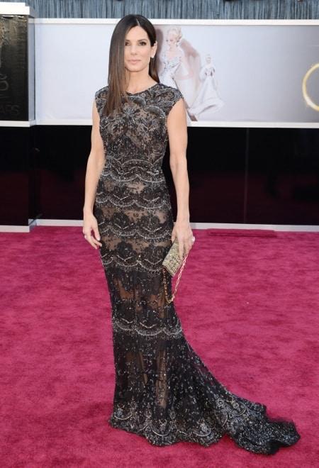 Sandra Bullock - 85th Annual Academy Awards