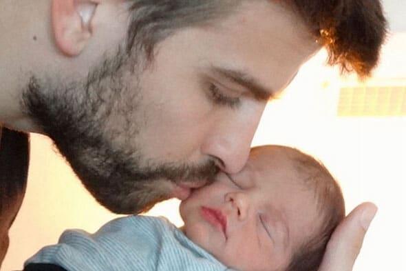 Shakira's son Milan Pique Mebarak,