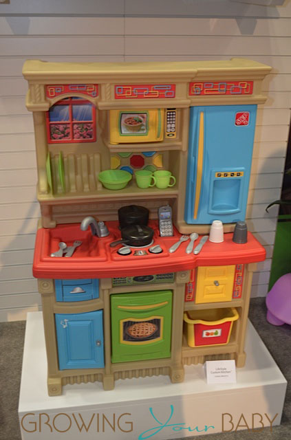 Step2 Kitchen 2013 Toy Fair